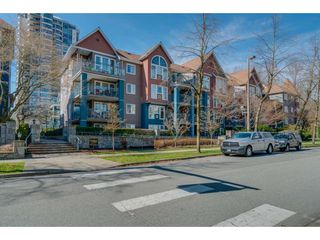 """Main Photo: 115 1200 EASTWOOD Street in Coquitlam: North Coquitlam Condo for sale in """"LAKESIDE TERRACE"""" : MLS®# R2526822"""