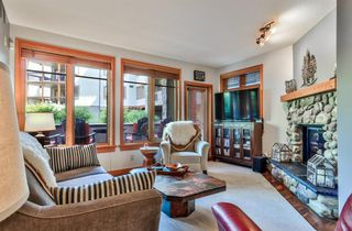 Photo 2: 112 505 Spring Creek Drive: Canmore Apartment for sale : MLS®# A1059035