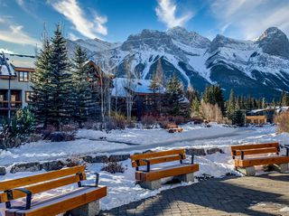 Photo 21: 112 505 Spring Creek Drive: Canmore Apartment for sale : MLS®# A1059035