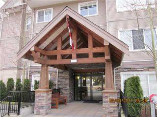 "Photo 1: 410 22150 DEWDNEY TRUNK Road in Maple Ridge: West Central Condo for sale in ""FALCON MANOR"" : MLS®# V872483"