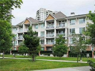 "Photo 1: 102 3551 FOSTER Avenue in Vancouver: Collingwood VE Condo for sale in ""FINALE"" (Vancouver East)  : MLS®# V901635"
