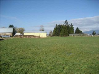 Photo 4: # LT B SHARPE RD in Pitt Meadows: West Meadows Land for sale : MLS®# V905845