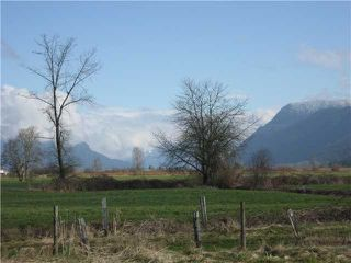 Photo 1: # LT B SHARPE RD in Pitt Meadows: West Meadows Land for sale : MLS®# V905845
