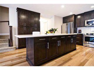 Photo 2: 2 2020 27 Avenue SW in CALGARY: South Calgary Townhouse for sale (Calgary)  : MLS®# C3503485