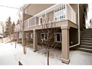 Photo 8: 2 2020 27 Avenue SW in CALGARY: South Calgary Townhouse for sale (Calgary)  : MLS®# C3503485