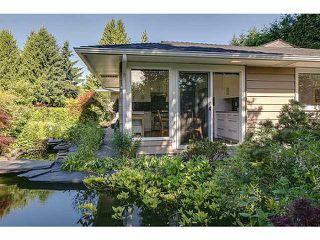 Photo 1: 3404 AYR AV in North Vancouver: Edgemont House for sale : MLS®# V1017687