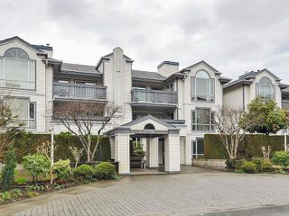 "Photo 1: 308 19121 FORD Road in Pitt Meadows: Central Meadows Condo for sale in ""EDGEFORD MANOR"" : MLS®# V1051632"