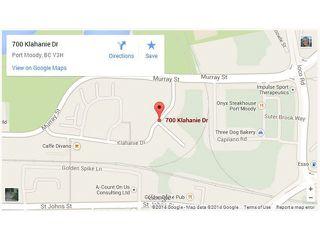 "Photo 15: 112 700 KLAHANIE Drive in Port Moody: Port Moody Centre Condo for sale in ""THE BOARDWALK"" : MLS®# V1057055"