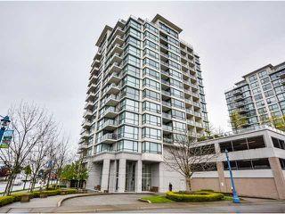 """Photo 1: 702 7555 ALDERBRIDGE Way in Richmond: Brighouse Condo for sale in """"OCEAN WALK"""" : MLS®# V1060802"""
