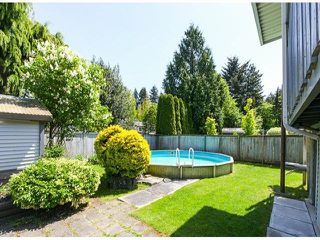 Photo 20: 9304 151ST Street in Surrey: Fleetwood Tynehead House for sale : MLS®# F1411768
