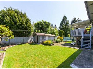 Photo 19: 9304 151ST Street in Surrey: Fleetwood Tynehead House for sale : MLS®# F1411768