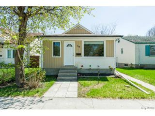 Main Photo: 30 Barrington Avenue in WINNIPEG: St Vital Residential for sale (South East Winnipeg)  : MLS®# 1411627
