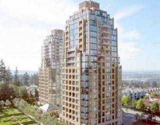 "Photo 1: 1002 7368 SANDBORNE AV in Burnaby: South Slope Condo for sale in ""MAYFAIR PLACE"" (Burnaby South)  : MLS®# V605781"