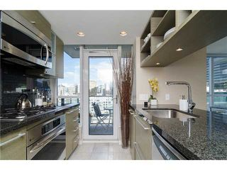 "Photo 3: 1311 833 SEYMOUR Street in Vancouver: Downtown VW Condo for sale in ""CAPITOL RESIDENCES"" (Vancouver West)  : MLS®# V1093170"