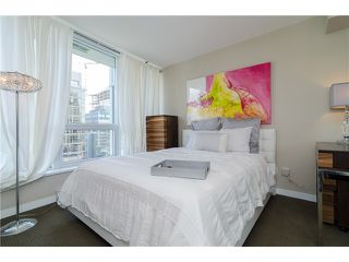 "Photo 5: 1311 833 SEYMOUR Street in Vancouver: Downtown VW Condo for sale in ""CAPITOL RESIDENCES"" (Vancouver West)  : MLS®# V1093170"