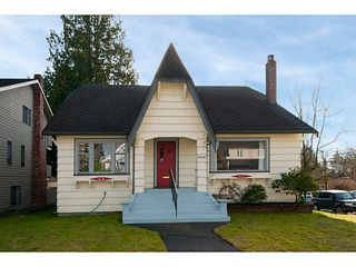 """Main Photo: 3692 W 27TH Avenue in Vancouver: Dunbar House for sale in """"West of Dunbar"""" (Vancouver West)  : MLS®# V1102163"""