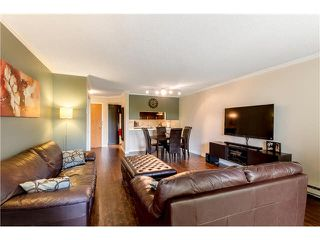 Photo 4: 205 1065 QUAYSIDE Drive in New Westminster: Quay Condo for sale : MLS®# V1123472