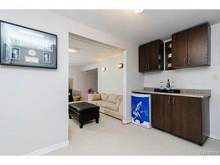 Photo 18: 30 Hawkins Crescent in WINNIPEG: St Vital Residential for sale (South East Winnipeg)  : MLS®# 1516347