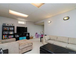 Photo 20: 30 Hawkins Crescent in WINNIPEG: St Vital Residential for sale (South East Winnipeg)  : MLS®# 1516347