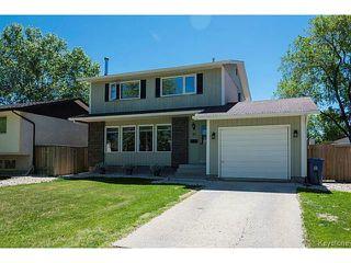 Photo 1: 30 Hawkins Crescent in WINNIPEG: St Vital Residential for sale (South East Winnipeg)  : MLS®# 1516347