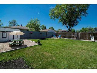 Photo 3: 30 Hawkins Crescent in WINNIPEG: St Vital Residential for sale (South East Winnipeg)  : MLS®# 1516347