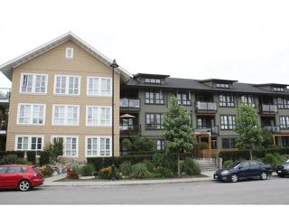 "Photo 1: 105 23285 BILLY BROWN Road in Langley: Fort Langley Condo for sale in ""Village at Bedford Landing"" : MLS®# F1444612"