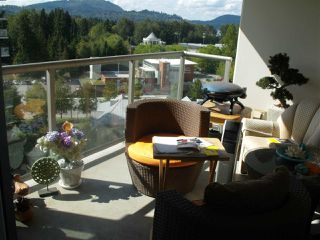 "Photo 10: 903 235 GUILDFORD Way in Port Moody: North Shore Pt Moody Condo for sale in ""NEWPORT VILLAGE"" : MLS®# R2000835"