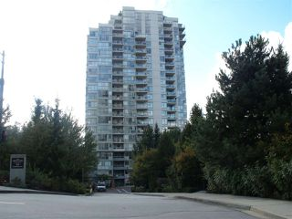 "Photo 1: 903 235 GUILDFORD Way in Port Moody: North Shore Pt Moody Condo for sale in ""NEWPORT VILLAGE"" : MLS®# R2000835"
