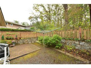 Photo 18: 4131 Rockhome Gdns in VICTORIA: SE High Quadra House for sale (Saanich East)  : MLS®# 713784