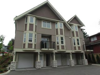 "Photo 1: 22 33313 GEORGE FERGUSON Way in Abbotsford: Central Abbotsford Townhouse for sale in ""Cedar Lane"" : MLS®# R2012428"