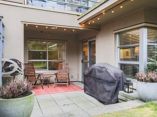 "Photo 8: 101 3023 W 4TH Avenue in Vancouver: Kitsilano Condo for sale in ""DELANO"" (Vancouver West)  : MLS®# R2028872"