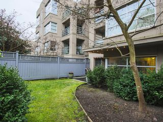 "Photo 7: 101 3023 W 4TH Avenue in Vancouver: Kitsilano Condo for sale in ""DELANO"" (Vancouver West)  : MLS®# R2028872"