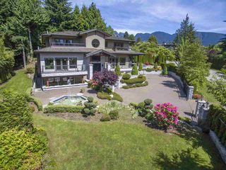 Photo 1: 1080 EYREMOUNT Drive in West Vancouver: British Properties House for sale : MLS®# R2070226