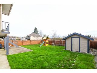 Photo 17: 2960 WHISTLE Drive in Abbotsford: Aberdeen House for sale : MLS®# R2083088