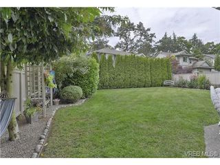 Photo 19: 1619 Nelles Place in VICTORIA: SE Gordon Head Single Family Detached for sale (Saanich East)  : MLS®# 366811