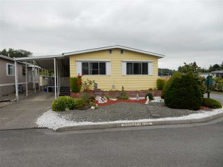 "Main Photo: 56 1640 162 Street in Surrey: King George Corridor Manufactured Home for sale in ""Cherry Brook"" (South Surrey White Rock)  : MLS®# R2093213"