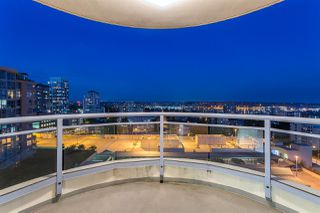 "Photo 3: 1505 739 PRINCESS Street in New Westminster: Uptown NW Condo for sale in ""BERKLEY PLACE"" : MLS®# R2096862"