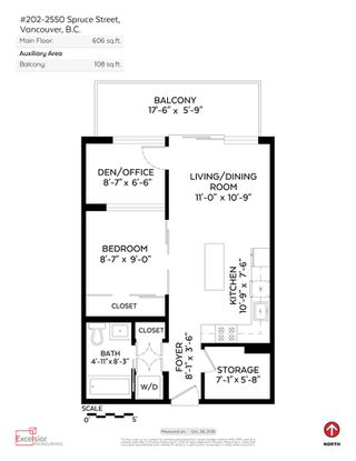 """Photo 20: 202 2550 SPRUCE Street in Vancouver: Fairview VW Condo for sale in """"SPRUCE"""" (Vancouver West)  : MLS®# R2120443"""