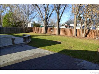 Photo 15: 11 Lismer Crescent in Winnipeg: Westdale Residential for sale (1H)  : MLS®# 1628615
