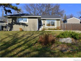 Photo 1: 11 Lismer Crescent in Winnipeg: Westdale Residential for sale (1H)  : MLS®# 1628615