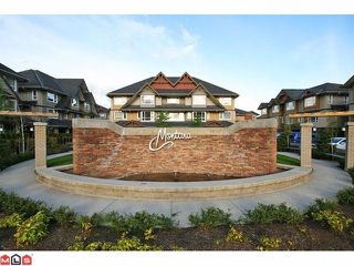 Photo 1: 34 7088 191 Street in Surrey: Clayton Townhouse for sale (Cloverdale)  : MLS®# R2125314