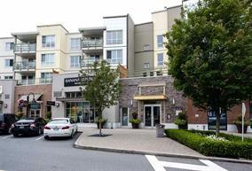 "Photo 1: 420 15735 CROYDON Drive in Surrey: Grandview Surrey Condo for sale in ""The Residences at Morgan Crossing"" (South Surrey White Rock)  : MLS®# R2139136"