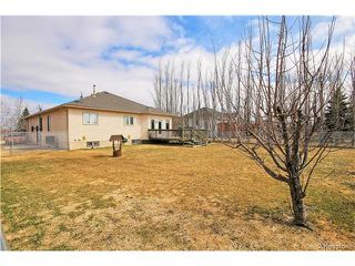 Photo 18: 521 Des Pionniers Avenue in Ile Des Chenes: R07 Residential for sale : MLS®# 1704197