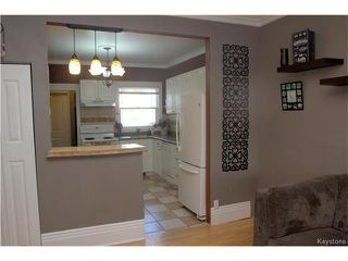 Photo 5: 627 Cathedral Avenue in Winnipeg: Sinclair Park Residential for sale (4C)  : MLS®# 1706056