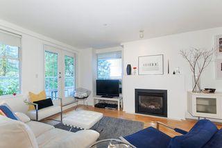 """Photo 3: 103 4390 GALLANT Avenue in North Vancouver: Deep Cove Condo for sale in """"DEEP COVE ESTATES"""" : MLS®# R2150976"""