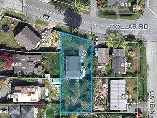 Photo 2: 4327 DOLLAR Road in North Vancouver: Dollarton House for sale : MLS®# R2151914
