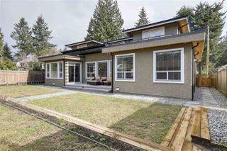 Photo 20: 1987 BERKLEY AVENUE in North Vancouver: Blueridge NV House for sale : MLS®# R2143330