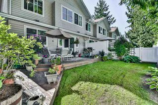 "Photo 1: 16 11870 232 Street in Maple Ridge: Cottonwood MR Townhouse for sale in ""Alouette"" : MLS®# R2191098"