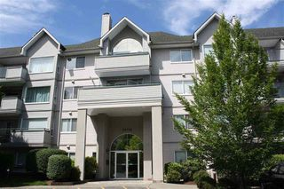 "Photo 1: 411 33708 KING Road in Abbotsford: Poplar Condo for sale in ""COLLEGE PARK"" : MLS®# R2194881"
