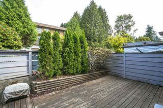 "Photo 13: 985 HOWIE Avenue in Coquitlam: Central Coquitlam Townhouse for sale in ""OAKWOOD"" : MLS®# R2202056"